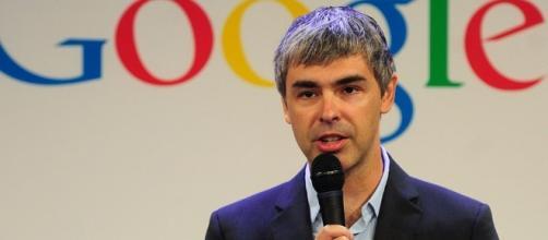 Larry Page es el creador y CEO de Google