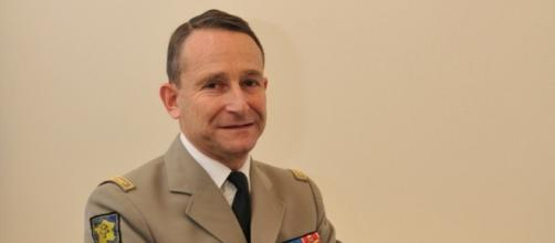 Le général Pierre de Villiers...