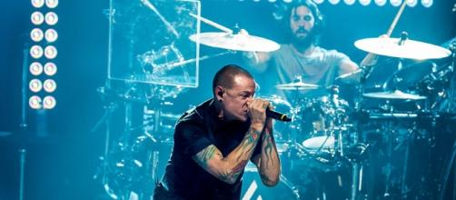 Linkin Park Upcoming Shows — Screenshot