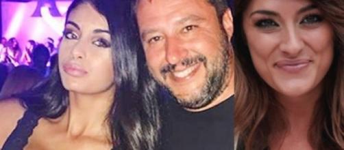 Matteo Salvini ed Elisa Isoardi: il gossip dell'estate. #BlastingNews