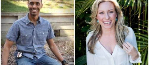 Mohamed Noor (Left), Justine Damond (Right) courtesy of infoforyour.com (Bing search - free to use license)