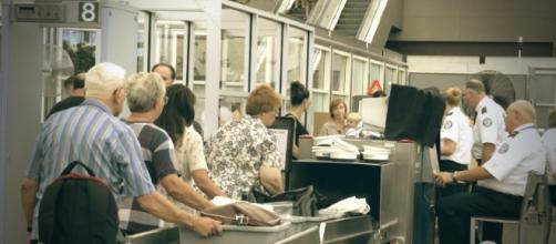 Objetos estranhos encontrados pela segurança de aeroporto (Foto: Reprodução)