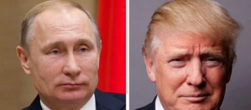 Presidents Donald Trump and Vladimir Putin reportedly had another talk while at a dinner hosted by Angela Merkel (Connect Abogados/Flickr)