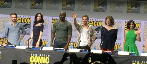 SDCC Panel, 2017 Source: https://twitter.com/TheDefenders