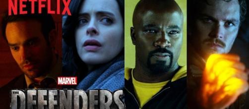The Defenders, série Original Netflix. ( Foto: Reprodução)