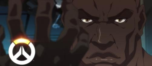 "The entire ""Overwatch"" community was upset upon knowing that actor Terry Crews will not be voicing Doomfist (via YouTube/PlayOverwatch)"