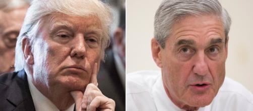 Trump (left), Mueller (right) captured on Bing Image - free to use license -theduran.com - Alex Christoforou