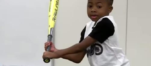 Zion Harvey is finally able to perform daily tasks two years after his bilateral hand transplant/Photo via NBC News, YouTube