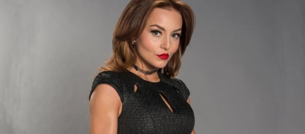 Angelique Boyer volta a Televisa (Foto: Reprodução)