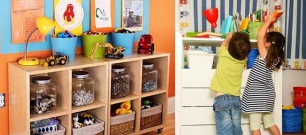 Bárbara Volnei: Como manter organizada uma casa com crianças? (Foto: Reprodução)