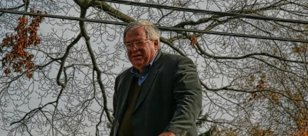 Dennis Hastert released from prison / Photo via Doug Bowman, Flickr