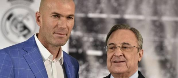 El plan de Florentino si Zidane no gana Liga o Champions • La Red - com.gt
