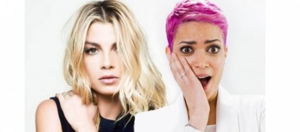 Gossip: la replica di Emma Marrone alle 'accuse' di Elodie.