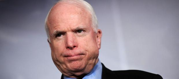 John McCain has been diagnosed with the brain tumor/ Photo via Flickr/ Donq Question