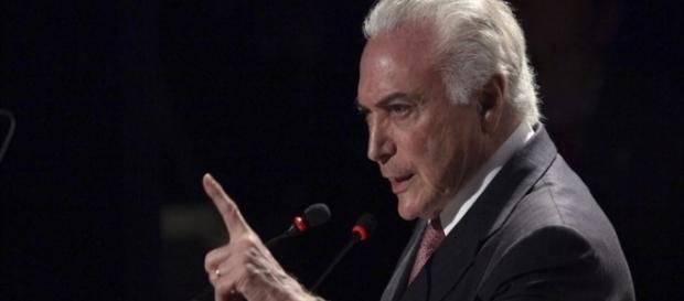 Michel Temer alertou que não há mais possibilidade de gravação dentro de seu gabinete. ( Foto: Google)