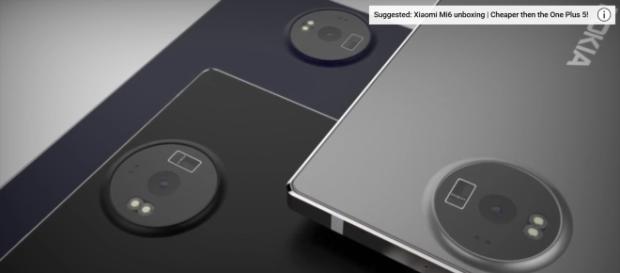 Nokia 8-Concept Creators-YouTube Screenshot