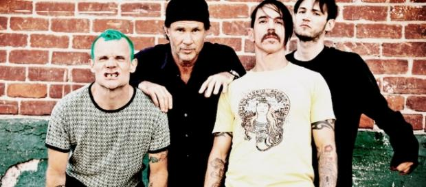 Red Hot Chilli Peppers in concerto a Roma
