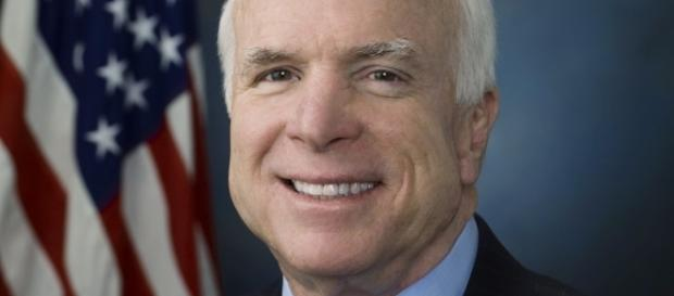Sen. John McCain is recovering from his brain tumor surgery. (Wikimedia/United States Congress)