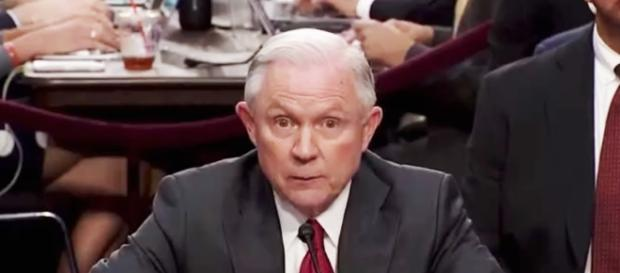Trump regretted appointing Jeff Sessions as AG because of his recusal. Image credit - The Young Turks/YouTube.