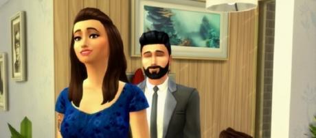 'The Sims 4' Family Pose Pack/ Ansett4Sims/ YouTube Screenshot