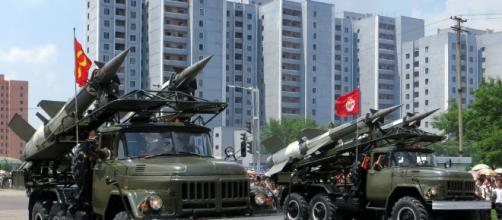 A view of North Korean arsenal - courtesy of flickr.com