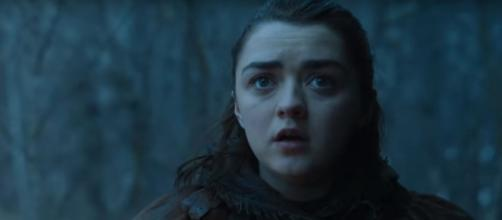 Arya Stark nella nuova puntata