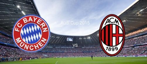 Audi Cup 2015 - FC Bayern München v. AC Milan - 04.08.2015 - rojadirecta.es