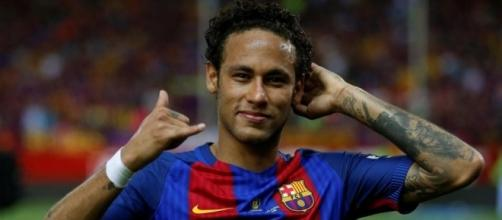Barcelona hope to get Brazil superstar Neymar a Spanish passport ... - thesun.co.uk