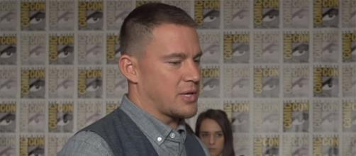 "Channing Tatum has given an update on ""Gambit,"" an upcoming film in which he plays the lead role. (MTV/Youtube)"