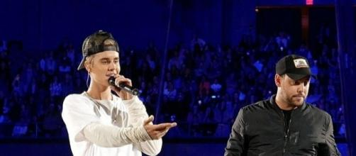 China bans Justin Bieber from performing in the country/Photo via Lou Stejskal, Commons Wikimedia