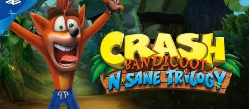 Crash Bandicoot N. Sane Trilogy - PlayStation Experience 2016 | PlayStation/YouTube