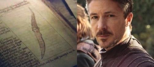 Detalhe em cenas de Samwell Tarly pode revelar o futuro de Mindinho (Foto: Reprodução/ Divulgação)