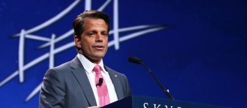 Donald Trump reportedly tapped Anthony Scaramucci as the new White House communications director. (Wikimedia/Jdarsie11)