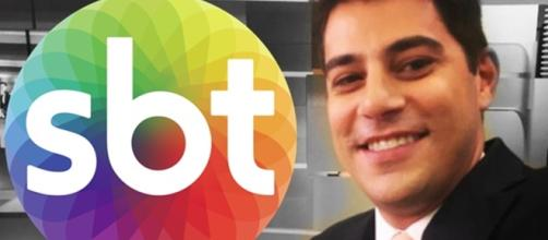Evaristo Costa pode trocar a Globo por SBT e intriga com mensagem enigmática