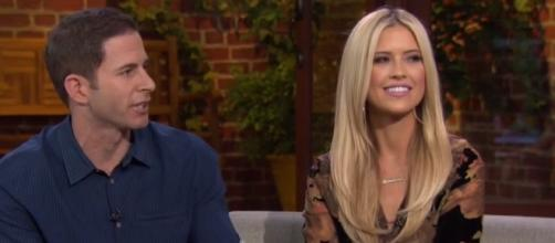 'Flip or Flop' co-hosts Tarek and Christina El Moussa / Photo via Fox 11 Los Angeles , YouTube