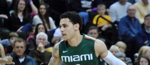 Former Miami guard Shane Larkin-Flickr