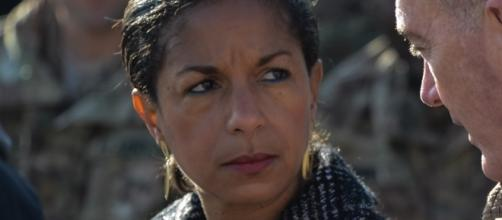 Former Obama administration official Susan Rice. / [Image by ResoluteSupportMedia via Flickr, cropped resized,CC BY 2.0]