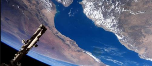 Google Street View International Space station - Earth from Space NASA. Gov