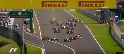 Gran Premio d'Ungheria a Budapest