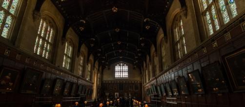 Harry Potter: The Great Hall via Pixabay
