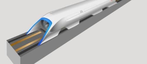 Hyperloop (Camilio Sanchez Wikimedia)