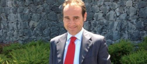 Il diretto sportivo del Palermo Fabio Lupo
