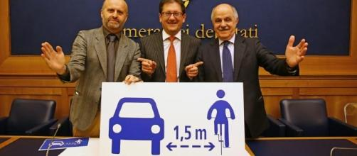 In discussione alla commissione trasporti la legge salvaciclisti