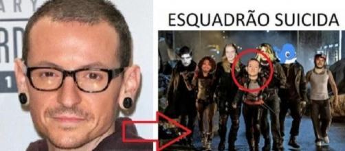 Internautas fizeram piada com morte do cantor Chester Bennington, do Linkin Park