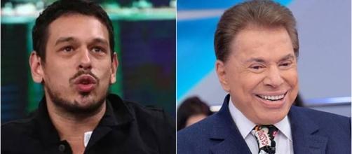 João Vicente fala mal de Silvio Santor em entrevista