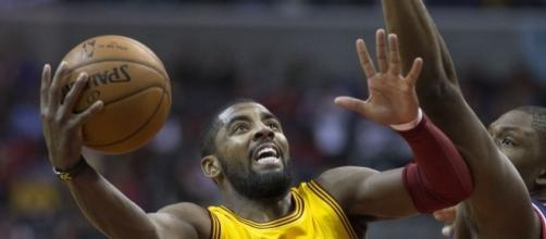 Kyrie Irving doesn't want to second fiddle to LeBron James anymore -- Keith Allison via WikiCommons
