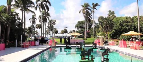 Mar-a-Lago seeks Labor Department's approval to hire 70 foreign workers. Image credit - BocaRatonMagazine/YouTube.