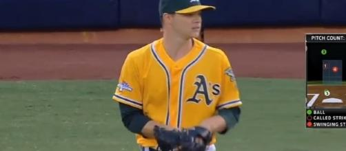 New York Yankees trade rumors: Sonny Gray deal close now? - youtube screen capture / MLB