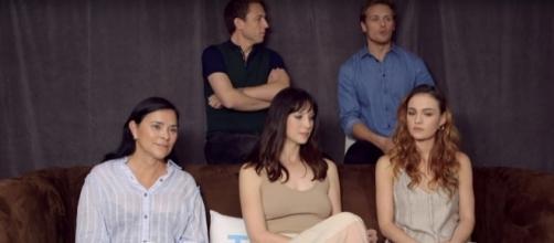 'Outlander' season 3 (Image credit: YouTube/TV Line