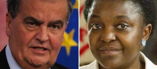 Roberto Calderoli, il senatore della Lega che aveva definito 'orango' Cecile Kyenge, propone di concentrare i migranti sulle isole deserte